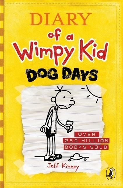 Jeff Kinney - Dog Days - Diary of a Wimpy Kid