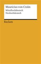 Klei, Dorothe Klein, Dorothea Klein, Schröde - Mauricius von Craun