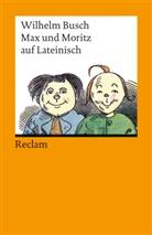 Wilhelm Busch - Max und Moritz auf Lateinisch