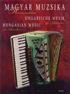 Gabor (CRT) Vas - Hungarian Music for Accordion