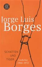 Jorge L. Borges, Jorge Luis Borges - Werke in 20 Bänden - Bd. 12: Schatten und Tiger