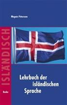 Magnus Petursson, Magnús Petursson, Magnús Pétursson - Lehrbuch der isländischen Sprache: Lehrbuch