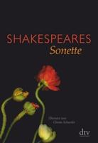 William Shakespeare, Christ Schuenke, Christa Schuenke - Shakespeares Sonette