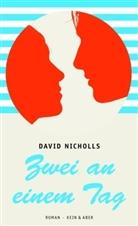 David Nicholls - Zwei an einem Tag