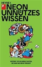Eber, Michael Ebert, Klotze, Timm Klotzek, NEO, NEON - Unnützes Wissen. Bd.2