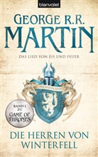 George R Martin, George R R Martin, George R. R. Martin - Das Lied von Eis und Feuer - Die Herren von Winterfell  Bd.1