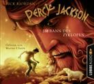 Rick Riordan, Marius Clarén - Percy Jackson, Im Bann des Zyklopen, 4 Audio-CDs (Hörbuch)