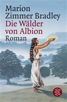 Marion Z Bradley, Marion Zimmer Bradley, Marion Zimmer Bradley - Die Wälder von Albion