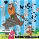 Andy Stanton, Harry Rowohlt, David Tazzyman - Mr Gum und der Mürbekeksmilliardär, 1 Audio-CD (Hörbuch)