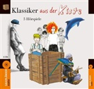 Carmen-Maja Antoni, Matthias Haase, Petra Kelling, Otto Mellies - Klassiker aus der Kiste, 5 Audio-CDs (Hörbuch)