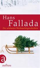 Hans Fallada, Christin Salmen, Christin Salmen (Dr.) - Die schönsten Weihnachtsgeschichten