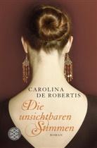 Carolina De Robertis, Carolina De Robertis - Die unsichtbaren Stimmen