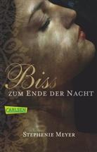Stephenie Meyer - Bis(s)/Biss zum Ende der Nacht