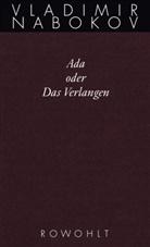 Vladimir Nabokov, Diete E Zimmer, Dieter E. Zimmer - Ada oder Das Verlangen
