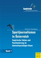 Mina Dimitriou, Minas Dimitriou, Gerold Sattlecker - Sportjournalismus in Österreich