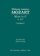 Wolfgang Amadeus Mozart, Karel Torvik - Mass in C major 'Coronation', K.317