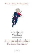 Böni, Winfrie Bönig, Winfried Bönig, Claus, Tilmann Claus - Einsteins Violine