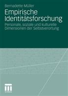 Bernadette Müller - Empirische Identitätsforschung