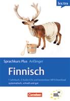 Terttu Leney - Sprachkurs Plus - Anfänger: lex:tra Sprachkurs Plus Anfänger Finnisch, Selbstlernbuch, 2 Audio-CDs und kostenloser MP3-Download