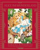 Lewis Carroll, Sakura + Carroll Kinoshita, Sakura Kinoshita, Sakura Kinoshita - Alice im Wunderland, Manga