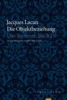 Jacques Lacan, Jacques A Miller, Jacques-Alain Miller - Die Objektbeziehung