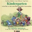 Viviane Charrier, Tanck, Birgit Tanck, Unbehen, Dorothe Unbehend, Dorothea Unbehend... - Kindergarten