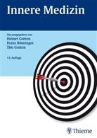 Heine Greten, Heiner Greten, Tim Greten, Fran Rinninger, Franz Rinninger, Grete... - Innere Medizin