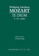 Wolfgang Amadeus Mozart, Karel Torvik - Te Deum, K.141 (66b)