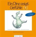 Heik Löffel, Heike Löffel, Christa Manske, Heike Löffel - Ein Dino zeigt Gefühle. Tl.1