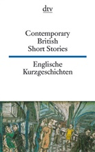 Julia Barnes, A Byatt, Angela u a Carter, Lot, Raykowsk, Haral Raykowski... - Contemporary British Short Stories / Englische Kurzgeschichten