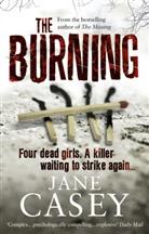 Jane Casey, Casey Jane - The Burning