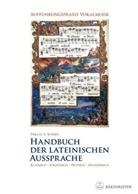 Vera U. G. Scherr, Scherr Vera U.G. - Handbuch der lateinischen Aussprache