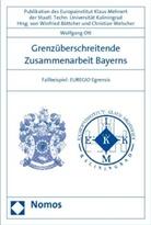 Wolfgang Ott - Grenzüberschreitende Zusammenarbeit Bayerns