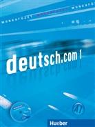 Carme Cristache, Carmen Cristache, Birgit Kirchner, Gerhard Neuner, Gerhard u Neuner, Lina Pilypaityt... - deutsch.com - 1: Munkafüzet Arbeitsbuch Ungarisch, m. Audio-CD