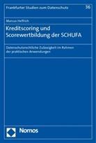 Marcus Helfrich - Kreditscoring und Scorewertbildung der SCHUFA