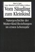 Cobliner, Godfrey W Cobliner, Spit, René Spitz, René A Spitz, Rene A. Spitz - Vom Säugling zum Kleinkind