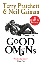 Gaiman, N. Gaiman, Neil Gaiman, Pratchet, T. Pratchett, Terry Pratchett - Good Omens