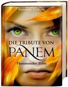Suzanne Collins, Hanna Hörl, Hanna Hörl, Hanna (Illustr.) Hörl, Sylke Hachmeister, Peter Klöss - Die Tribute von Panem. Flammender Zorn