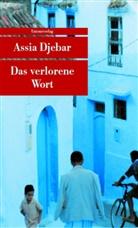 Assia Djebar, Assia Djebar - Das verlorene Wort