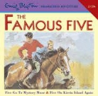 Enid Blyton - Famous Five on Mystery Moor and Famous Five on Kirrin Island again (Hörbuch)