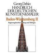 Georg Dehio, Dehio Vereinigung, Dehio-Vereinigung e.V., Dehi Vereinigung, Dehi Vereinigung e V, Zimdars... - Handbuch der Deutschen Kunstdenkmäler: Baden-Württemberg. Tl.2