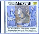 Katrin Behrend, Wolfgang Amadeus Mozart, Katrin Behrend, Helmut Lesch, Will Quadflieg - Wir entdecken Komponisten; Audio-CDs: Wolfgang Amadeus Mozart, 1 Audio-CD (Hörbuch)