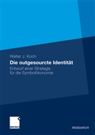 Walter Koch, Walter J. Koch - Die outgesourcte Identität