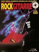 Klaus Schwarz - Rock-Gitarre, m. Audio-CD