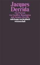 Geoffrey Bennington, Jacque Derrida, Jacques Derrida - Jacques Derrida, Ein Porträt