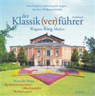 Gerhard K. Englert, Sven Friedrich, Wolfgang Schmidt, Gerhard K. Englert - Der Klassik(ver)führer, Wagners Ring-Motive, 2 Audio-CDs (Hörbuch)