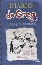 Jeff Kinney - Diario de Greg - La Ley de Rodrick