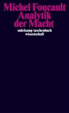 Michel Foucault, Danie Defert, Daniel Defert, Ewald, Francois Ewald, François Ewald - Analytik der Macht