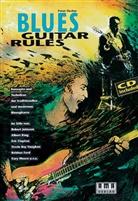Peter Fischer - Blues-Guitar Rules, m. Audio-CD