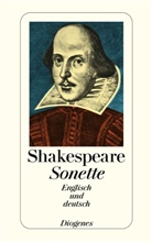 William Shakespeare, Hann Helbling, Hanno Helbling - Die Sonette